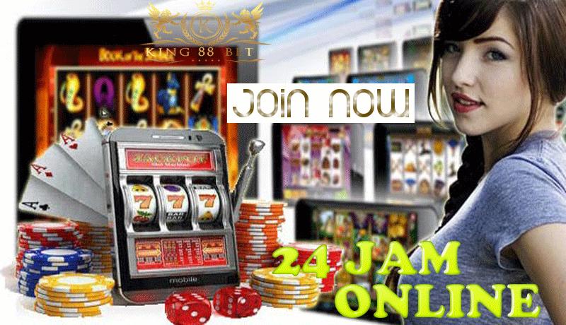 Slot Taruhan Judi Online terlengkap