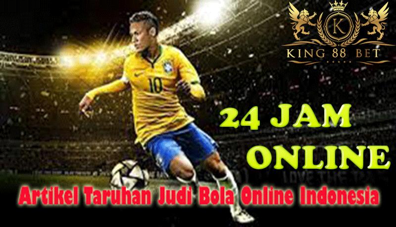 Taruhan Sepak Bola Online terlengkap di Indonesia