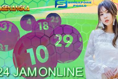 Agen Togel Singapore Online